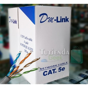 Caja Cable De Red - Utp Cat...