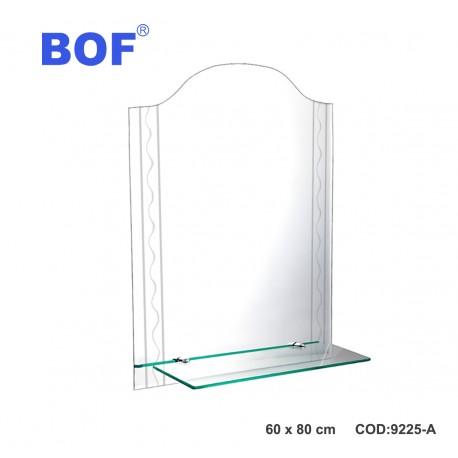 Espejo Para Baño Vidrio Templado Cod: 9225-A