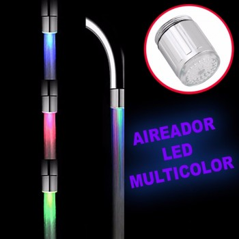 Aireador Led Multicolor...